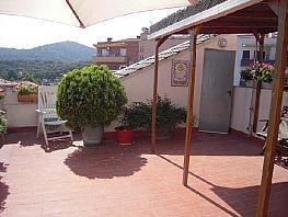 terraza  - Casa pareada en venta en parque Al Lado F Macia, Malgrat de Mar - 143411371