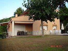 Fachada - Casa en venta en calle La Llobera, Cabrils - 286910592
