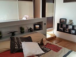 Dormitorio - Piso en venta en calle Mina de la Ciudad, Les Roquetes-Canyelles en Barcelona - 341421003