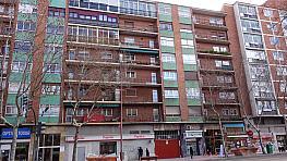 Fachada - Piso en alquiler en paseo Zorrilla, Zorrilla-Cuatro de marzo en Valladolid - 322041071