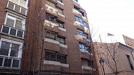 Fachada - Piso en alquiler en calle Santuario, Centro en Valladolid - 377422556