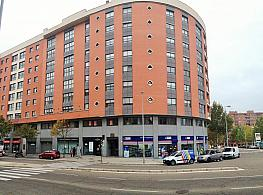 Fachada - Oficina en alquiler en plaza Marcos Fernández, Parquesol en Valladolid - 394764603
