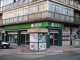 Local comercial en alquiler en calle Cardenal Cisneros, Rondilla-Pilarica-Vadillos-Bº España-Santa Clara en Valladolid - 362267768