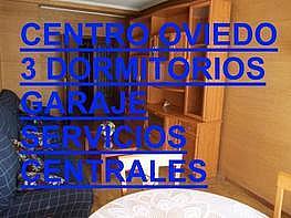 Piso en alquiler en calle Santa Eulalia de Merida, Buenavista-El Cristo en Oviedo - 130108050