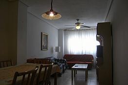 Salón - Apartamento en alquiler en calle Pintor Pedro Flores, El Carmen en Murcia - 254997967