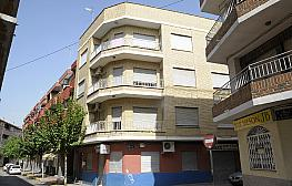 Fachada - Piso en alquiler en calle Pepe de Santos, San Roque en Alcantarilla - 320700808