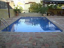 Piscina - Chalet en venta en calle El Verdolay, Santo Angel - 232482819
