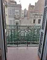Balcón - Piso en alquiler en calle Gran de Gracia, Vila de Gràcia en Barcelona - 357240575