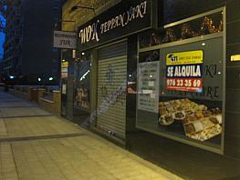<![cdata[fotosexp_104597]]> - Local comercial en alquiler en Actur - Rey Fernando en Zaragoza - 329454872