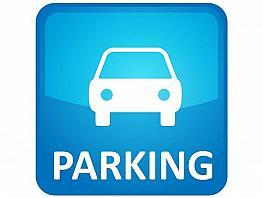 Parking en alquiler en calle Sant Agusti, Girona - 278126668