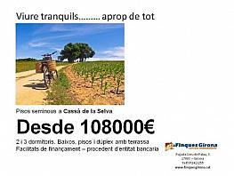 Piso en venta en Cassà de la Selva - 278126854