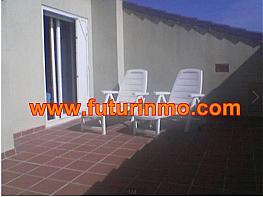 Ático-dúplex en alquiler en calle Florida, Catarroja - 333121134