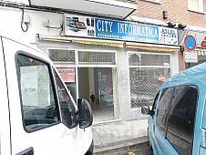 Fachada - Local comercial en alquiler en calle La Huerta, Centro-Casco Antiguo en Alcorcón - 217430057