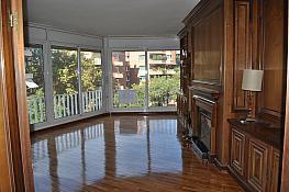 Salón - Piso en alquiler en calle Ganduixer, Sant Gervasi – Galvany en Barcelona - 335715163