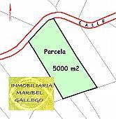 Parzelle in verkauf in calle Real, Collado Villalba - 230716823
