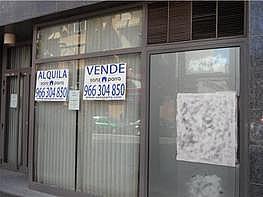 Local en alquiler en calle Ancha de Castelar, San Vicente del Raspeig/Sant Vicent del Raspeig - 128346477