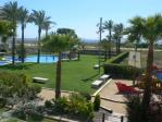 Jardín - Piso en venta en calle Comptes Santa Coloma, Urb. clarà mar en Torredembarra - 66419834