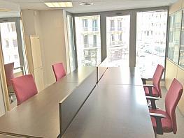Oficina en alquiler en calle Balmes, Eixample dreta en Barcelona - 384602529