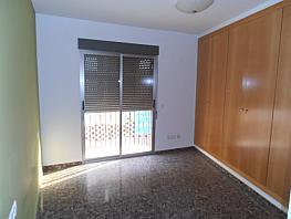 Dormitorio - Piso en alquiler en calle Cerca del Colegio, Vilamarxant - 308077264