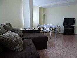 Salón - Piso en alquiler en calle Amueblado y Barato, Benaguasil - 339447486