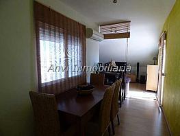 Salón - Ático en alquiler en calle Atico Amueblado, Benaguasil - 357248036