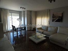Salón - Piso en alquiler en calle Super Pisazo Amueblado, Benaguasil - 358058084