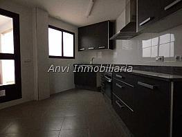 Cocina - Piso en alquiler en calle Con Terraza, Vilamarxant - 365414736