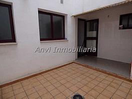 Terraza - Piso en alquiler en calle Zona Consum, Vilamarxant - 368652411