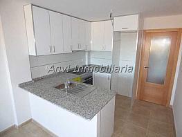 Cocina - Piso en alquiler en calle Nuevo Con Garaje, Vilamarxant - 379482645