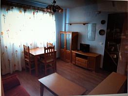 Salón - Apartamento en alquiler en calle Jose María Pereda, Barrio de las Colonias en Huelva - 379786169