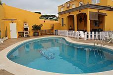 Piscina - Casa pareada en venta en calle Mar Baltico, Mazagon - 197470050