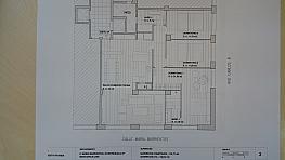 Plano - Piso en venta en calle Gran Via Carles III, Sant Ramon-La Maternitat en Barcelona - 355501279