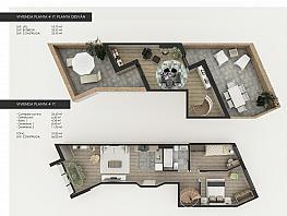 Wohnung in verkauf in calle Generalitat, Pallejà - 337980813