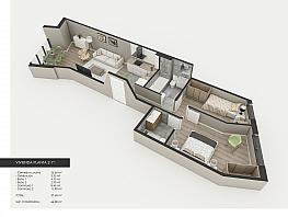 Wohnung in verkauf in calle Generalitat, Pallejà - 337980950
