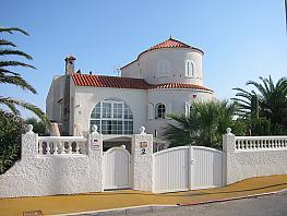 Fachada - Chalet en venta en calle Jardineros, Ejido (El) - 266428505