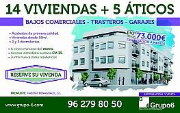 Foto - Ático en venta en calle Casco Urbano, Benaguasil - 298453328