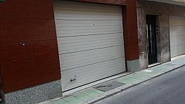 Fachada - Garaje en alquiler en calle Las Cruces, Plaza de Toros en Almería - 335207978