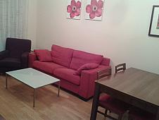 Salón - Apartamento en alquiler en calle Nuestra Señora de Montserrat, Pescaderia-La Almedina en Almería - 145779910