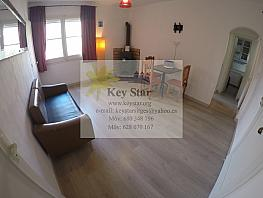 Ático en alquiler en calle San Pedro, Centre poble en Sitges - 354183258