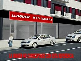 Local comercial en alquiler en Balàfia en Lleida - 306121361