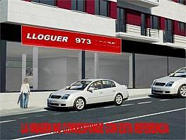 Local comercial en alquiler en Lleida - 315408322