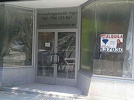 Local comercial en alquiler en calle Do Fragoso, As Travesas-Balaídos en Vigo - 344934632