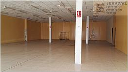 Local comercial en alquiler en calle Solidaritar, Aldaia - 266025085
