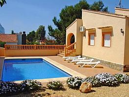 Casa en venta en Calpe/Calp - 267946422
