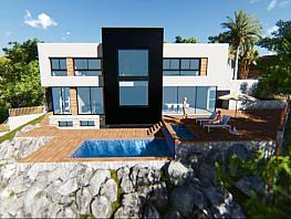 Casa en venta en urbanización Corniola, Altea - 333518266