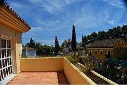 Chalet en alquiler en calle Don Jaime de Mora, Marbella Centro en Marbella - 292395194