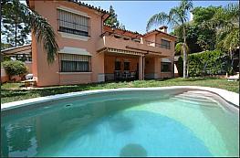 Chalet en alquiler en calle El Calvario, Casco Antiguo en Marbella - 317190703