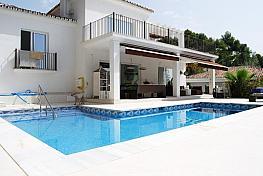 Chalet en alquiler en calle Mozart, Urbanizaciones en Marbella - 330447100