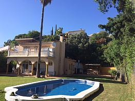 Chalet en alquiler en calle Limoneros, Divina Pastora en Marbella - 334786140