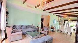 Chalet en alquiler en calle Casares, Milla de Oro en Marbella - 335223110